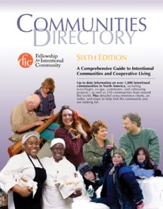 Communities Directory listing thousands of intentional communities