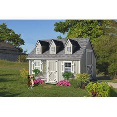 CRAZY... Little Cottage Company Cape Cod Cozy Cottage Kennel Dog House