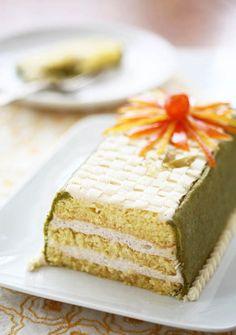 Cassata – Sicilian Ricotta Cake with Pistachio Marzipan