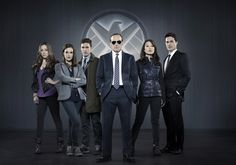 Marvel agents of shield.