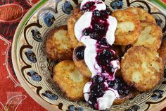 Gogosi in foi (de post) - CAIETUL CU RETETE Cordon Bleu, Frugal, French Toast, Breakfast, Sweet, Desserts, Recipes, Romanian Recipes, Sweets