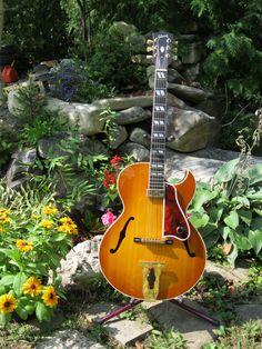 2004 Gibson L4 custom
