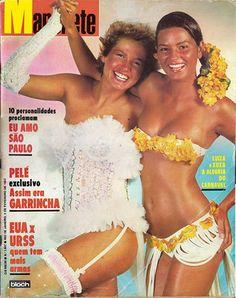Xuxa e Luiza carnaval