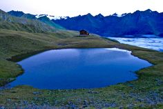 https://flic.kr/p/LCWCEP | The Zupalsee Hut in the Lasorling Group, Osttirol…