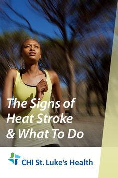 Heat stroke is a serious emergency that occurs after extreme heat exposure. In this life-threatening event, the body is unable to cool itself down. In the harsh Texas heat, any outdoor activity can quickly lead to the failure of the body's cooling systems, where sweating and releasing heat through the skin can't get our internal body temperatures down.