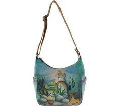 Anuschka Hobo, Little Mermaid $152.99 www.mermaidhomedecor.com