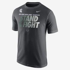 Nike Locker Room Rose Bowl Champions (Michigan State) Men's T-Shirt