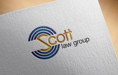 law office logo for signage, envelopes, letterh... Masculine, Upmarket Logo Design by sanalkumar