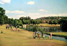 Zoo Lake in Joburg by Etienne du Plessis Johannesburg Skyline, Water Sources, The Old Days, Historical Pictures, African History, Old Pictures, South Africa, Landscape Photography, Dolores Park