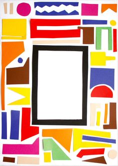 malwina marchwicka, graphic design, poster, illustration, graphic design festival breda, abstract, geometric, art, polish poster, polski plakat,cut-outs, paper,colorful,
