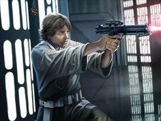 Luke Skywalker by Magali Villeneuve