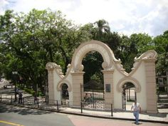 Passeio público de Curitiba. Google imagens.