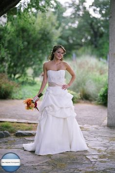 bride alone poses photography | Traditional bridal portrait poses include a full length portrait