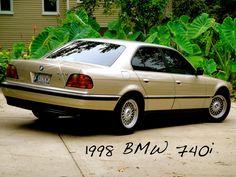 Restored 1998 BMW 740i
