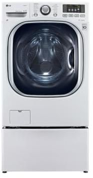 Wm3997hwa Turbowash Series 27 Quot Washer Dryer Combo With Wdp4w