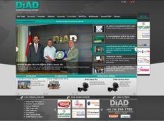 DİAD - DENİZLİ İŞADAMLARI DERNEĞİ resmi web sitesi. http://www.diad.com.tr