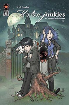 The Monsterjunkies, An American Family Odyssey GN by Erik Daniel Shein http://www.amazon.com/dp/099638720X/ref=cm_sw_r_pi_dp_4OIAwb1D48AYB