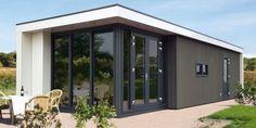 Modulárne domy JM: Modulárny dom C4 Shed, Outdoor Structures, Outdoor Decor, House, Home Decor, Decoration Home, Home, Room Decor, Home Interior Design
