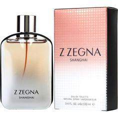 Edt spray 3.4 oz design house  ermenegildo zegna Shanghai 85949d7e614