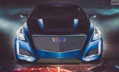 2017 Cadillac CTS V Facelift