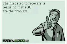 I am the problem