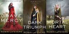 What to read after you've inhaled His Fair Assassin trilogy by Robin LaFevers