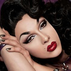 Violet Chachki...ugh it's so fierce it hurts.