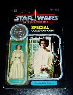 POTF Princess Leia Photo Sample mock-up