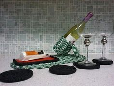 6 Ideas to Reuse Climbing Ropes – Rug making Rock Climbing Rope, Rope Rug, Homemade Wine, Rope Crafts, Diy Birthday, Birthday Gifts, Rug Making, Creative Inspiration, Reuse
