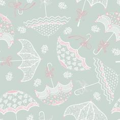 Illustration about Seamless pattern with vintage wedding parasols - vector illustration. Illustration of silhouette, fabric, pattern - 19480944 Cellphone Wallpaper, Iphone Wallpaper, Vintage Images, Retro Vintage, Paper Umbrellas, Web Design, Paper Background, Seamless Background, Illustrations And Posters