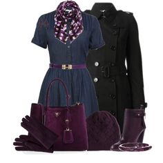 Unexpected mix of colors. Untitled #342 by lani777 on Polyvore featuring polyvore fashion style Uttam Boutique Burberry Sergio Rossi Prada Kara Ross Elizabeth Cole Brora John Lewis Calvin Klein Versace