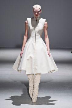 Gareth Pugh Paris Fashion Week Fall 2014