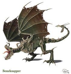 Boneknapper Dragon