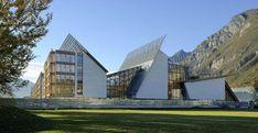 Renzo Piano firma MUSE: il nuovo Museo delle scienze di Trento