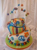 Wedding and Celebration cakes for all occasions, based in Somerset UK Hippie Cake, Cake Creations, Celebration Cakes, Hippy, Birthday Cake, Desserts, Food, Pastries, Guys
