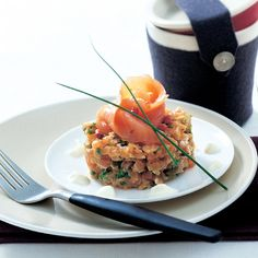 Canapes Recipes, Appetizers, Salmon Canapes, Soup Starter, Good Food, Yummy Food, Cooking Recipes, Healthy Recipes, Healthy Food