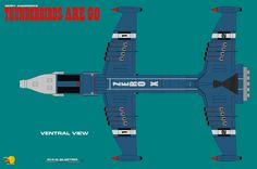Gerry Andersons Thunderbirds Are Go Zero-X Sheet 8 by ArthurTwosheds.deviantart.com on @DeviantArt