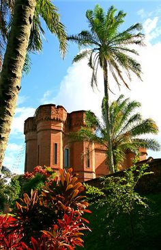 Brazil,Instituto Ricardo Brennand na cidade de Recife, Pernambuco.