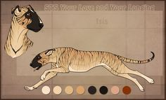 STS Dog - Isis by ShockTherapyStables on DeviantArt
