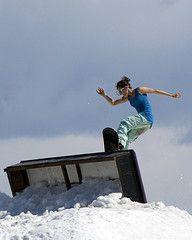 snowboarding by Mandy_Jansen #whistler #snowboarding