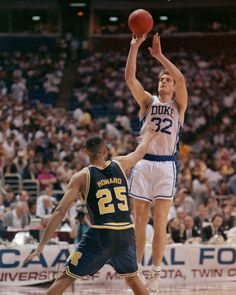 Christian Laettner Duke Blue Devils