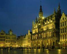 Maison du roi Belgium