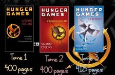 the hunger games trilogie - Suzanne Collins