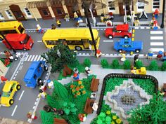 Brick Town Talk: March 2011 - LEGO Town, Architecture, Building Tips, Inspiration Ideas, and more!