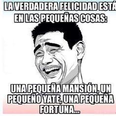 Jajajaja ... Que grande !! #memes #chistes #chistesmalos #imagenesgraciosas #humor http://www.megamemeces.com/memeces/imagenes-de-humor-vs-videos-divertidos