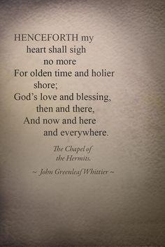 whittier poet