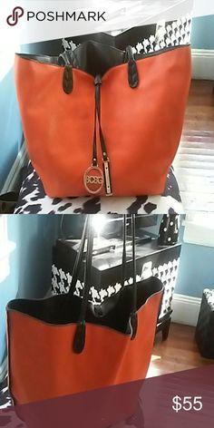 BCBG Reversible Bags Shoulder Bags