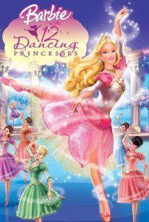 Watch Barbie in the 12 Dancing Princesses (2006) full movie