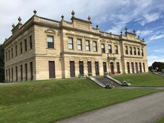 Brodsworth Hall, the setting for Across the Blue, photo by Michelle Griep English Channel, Falling In Love With Him, One Pilots, Historical Romance, The Girl Who, England, Adventure, World, Blue