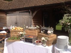 Food BBQ Wedding Station #food #station #buffet #gourmet #BBQ  #seasonal #local #delicious #perfect #caterers #bestofbritish #events #London #Buckinghamshire #Marlow #corporate #wedding